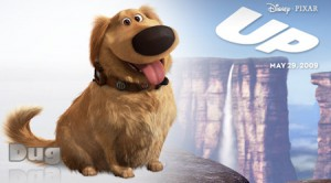 Dug, dog.  He just met you, and already he loves you.