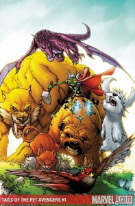 Cover Art by Humberto Ramos. c. 2010 Marvel Comics