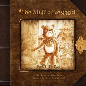 Stuff of Legend cover, c. Del Rey Publishing