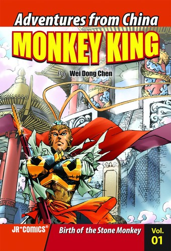 Monkey King Cartoon http://www.infurnation.com/?m=201111