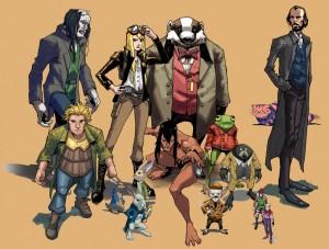 image c. 2014 Titan Comics
