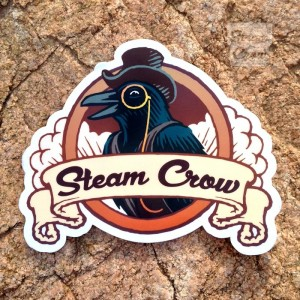 image c. 2014 Steam Crow