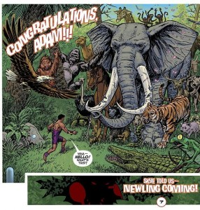 image c. 2015 Dark Horse Comics
