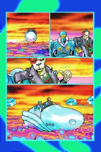 image c. 2016 Dark Horse Comics