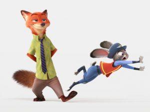 image c. 2016 Walt Disney Animation