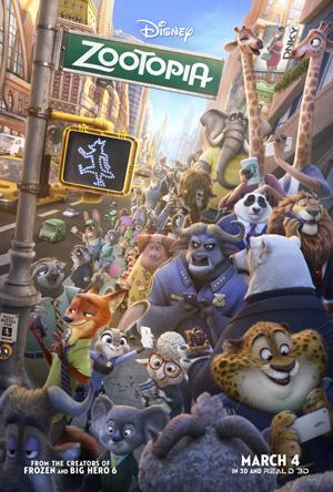 image c. 2016 Disney Animation
